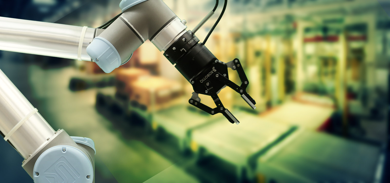 Universal Robot UR5 cobot Concept Robotics